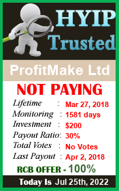 Monitored by hyip-trusted.net